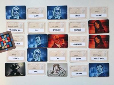 Codenames Agenten