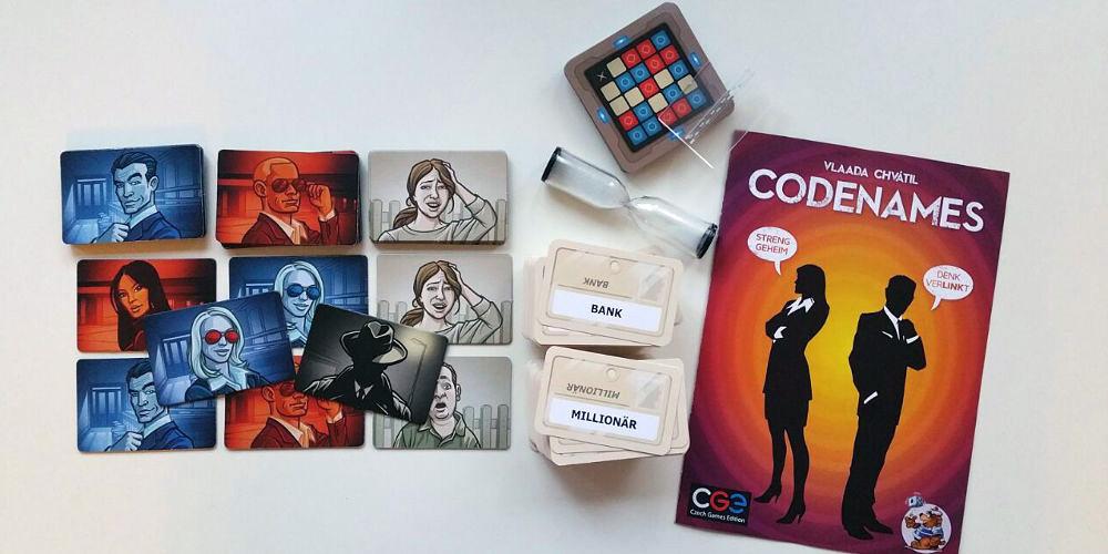 Code Name Spiel