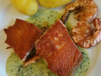 Fisch vom Wochenmarkt