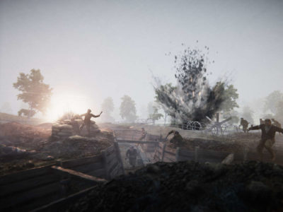 Iron Harvest Screenshot