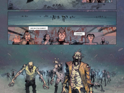 Zombieangriff