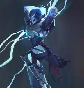 Titan Striker