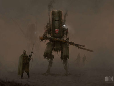 Iron Harvest Artwork