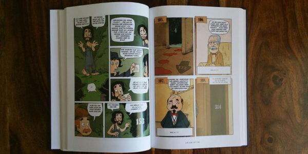 Spiele-Comic Sherlock Holmes