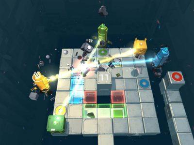 Vier-Spieler-Chaos