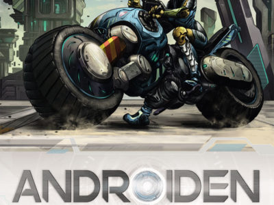 Androiden Bd.1 Cover
