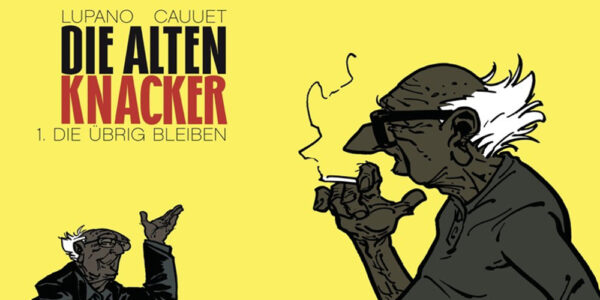 Coming soon: Die alten Knacker 1+2