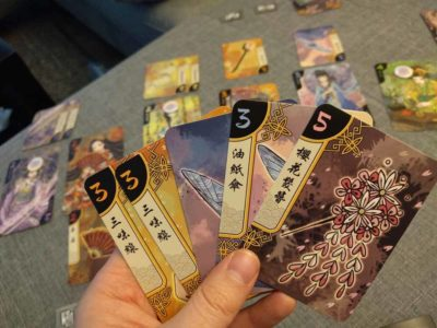 Die Handkarten