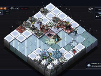 Kampf im Eis
