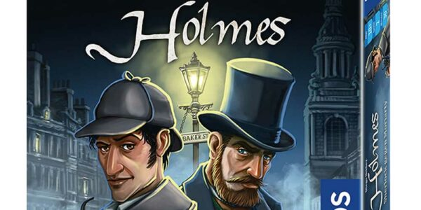 Coming soon: Holmes
