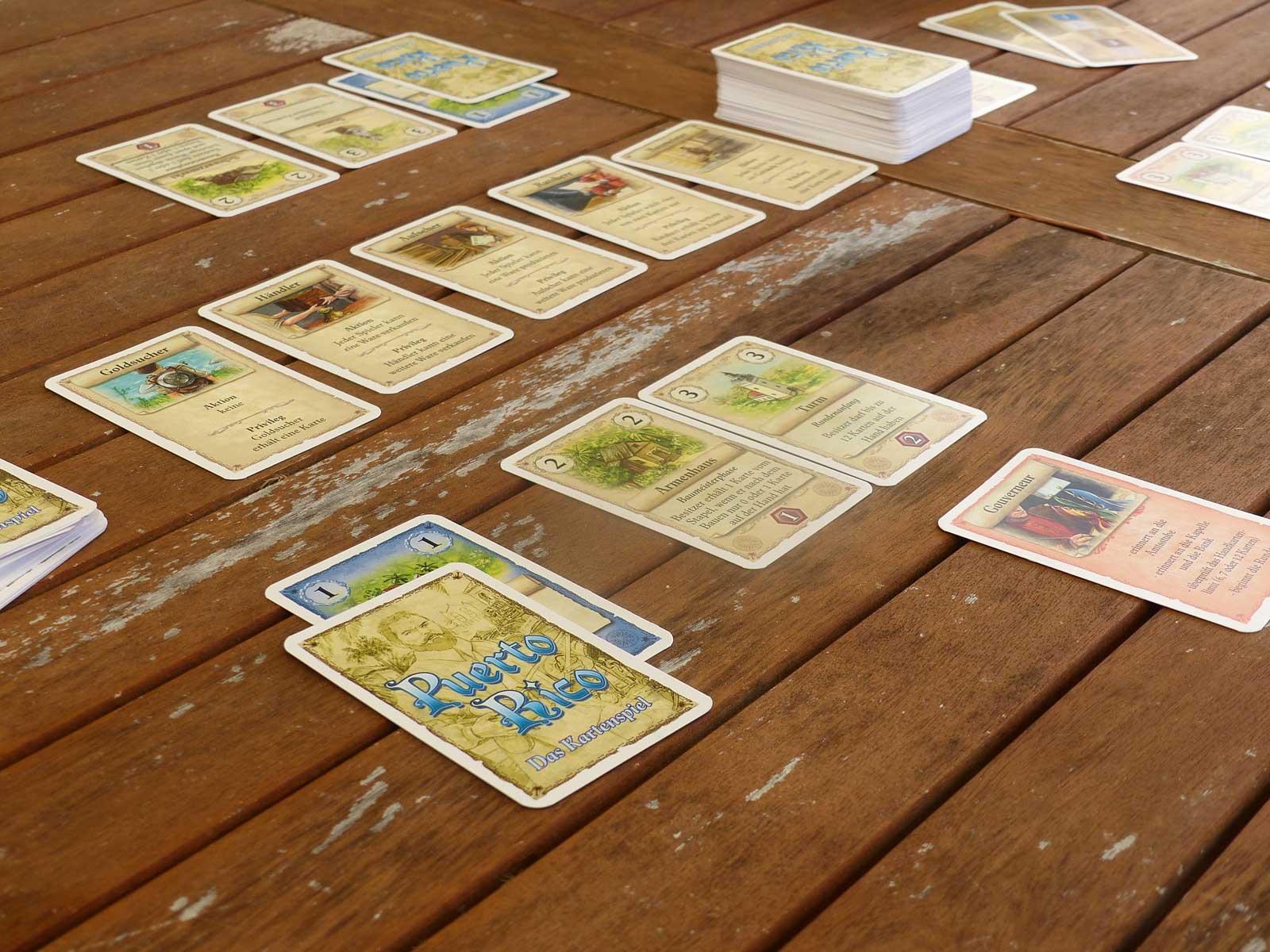 Kartenspiel Zu Dritt