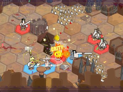 Im Pit Fight bei Pit People