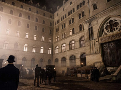 The Alienist Die Einkreisung