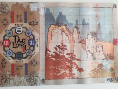 Das Spielfed von Tao Long