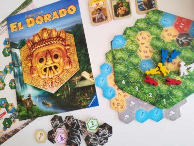 Spielinhalt von Wettlauf nach El Dorado