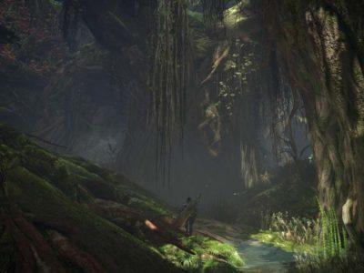 Die Umgebung von Astera