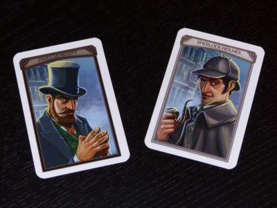Holmes und Moriarty