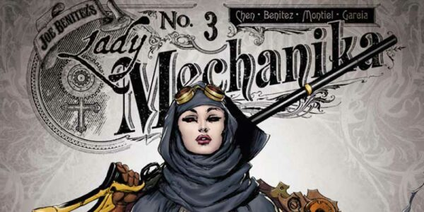 Lady Mechanika Band 3