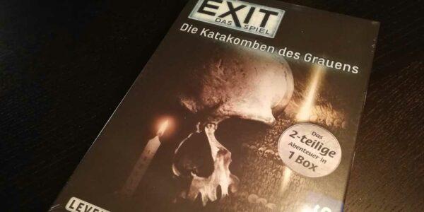 Coming soon: Exit – Katakomben des Grauens