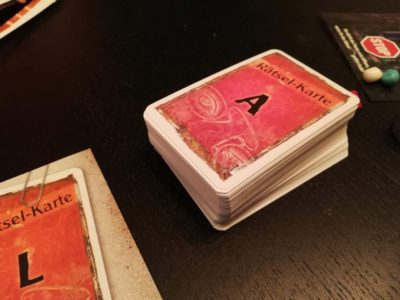 Rätselkarten