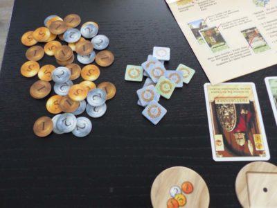 Geld und Siegpunkte