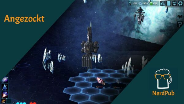 Coming soon: Ancient Frontier: Steel Shadows – Rundenstrategie im Weltraum