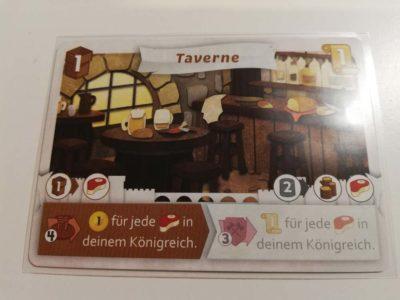 Taverne Stufe 1