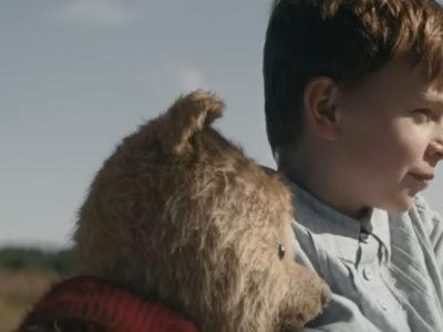 Christopher Robin mit Winnie Puuh