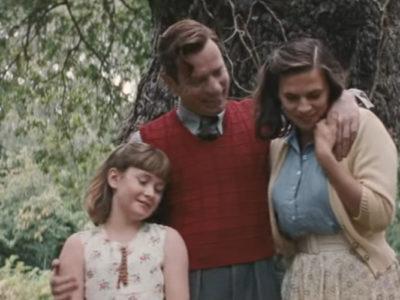 Christopher und seine Familie