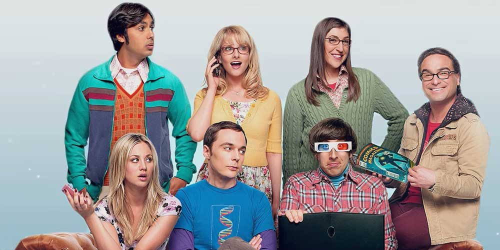 Big Bang Theory Staffel 12
