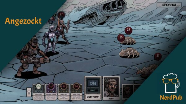 Coming soon: [Angezockt] Deep Sky Derelicts – Darkest Dungeon in Space